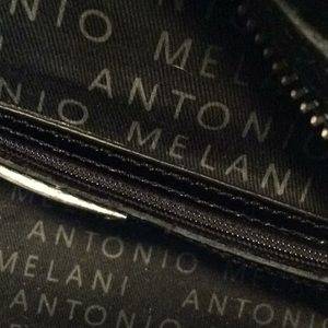 ANTONIO MELANI Bags - Antonio Melani Leather Satchel